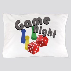 Game Night Pillow Case