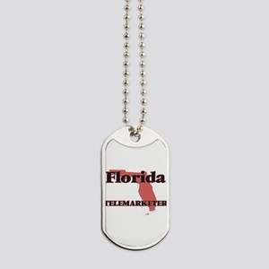 Florida Telemarketer Dog Tags