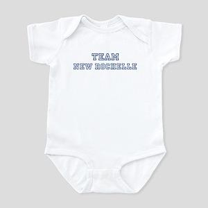 Team New Rochelle Infant Bodysuit