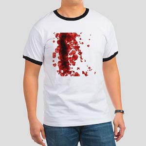 Bloody Mess Ringer T