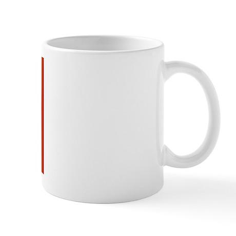 Flag of Moscow Mug