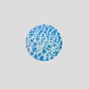 Dappled Water Mini Button