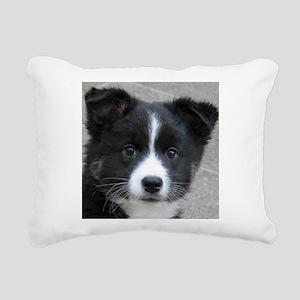 IcelandicSheepdog007 Rectangular Canvas Pillow
