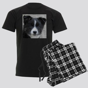 IcelandicSheepdog007 Men's Dark Pajamas