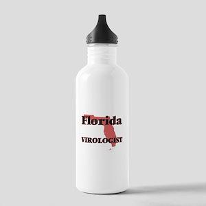 Florida Virologist Stainless Water Bottle 1.0L