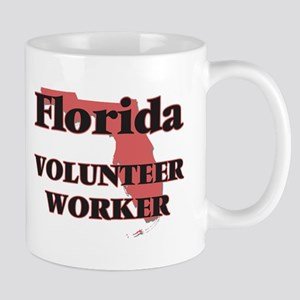 Florida Volunteer Worker Mugs
