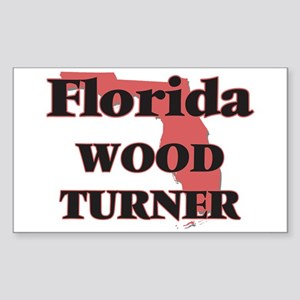 Florida Wood Turner Sticker