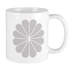 Cool School Flower Mug