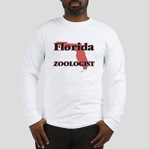 Florida Zoologist Long Sleeve T-Shirt