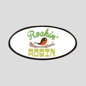 Rockin Robin Patch