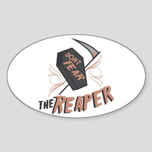 Don't Fear The Reaper Sticker