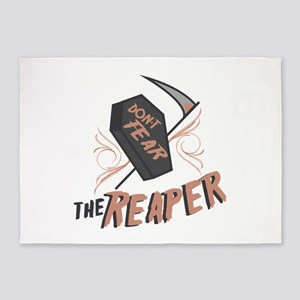 Don't Fear The Reaper 5'x7'Area Rug