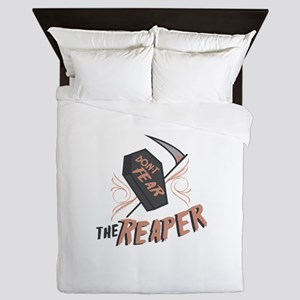 Don't Fear The Reaper Queen Duvet