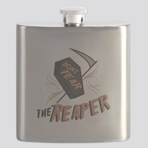 Don't Fear The Reaper Flask