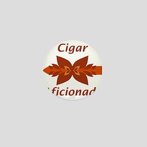 Cigar Aficionado Mini Button