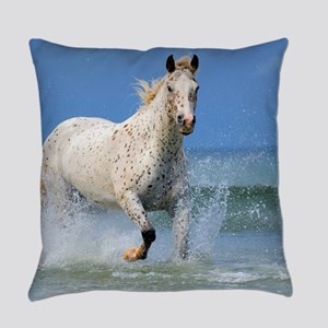 Appaloosa Horse Everyday Pillow
