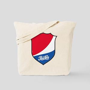 Pepsi Varsity Badge 3 Tote Bag