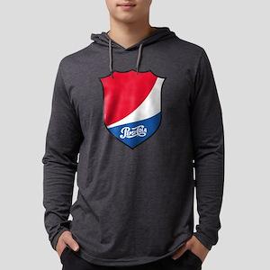 Pepsi Varsity Badge 3 Mens Hooded Shirt