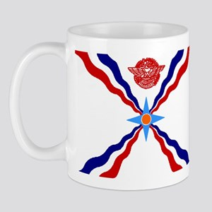 Flag of Assyria Mug