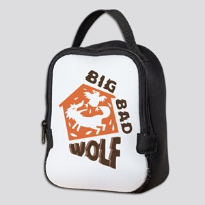 Big Bad Wolf Neoprene Lunch Bag
