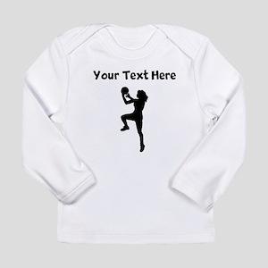 Womens Basketball Player Long Sleeve T-Shirt