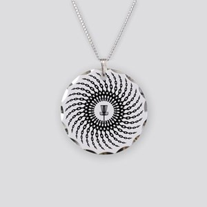 Disc Golf Basket Chains Necklace