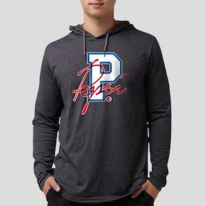 Pepsi Varsity Letter Mens Hooded Shirt