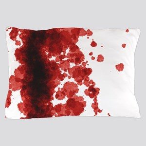 Bloody Mess Pillow Case