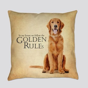 The Golden Rules Everyday Pillow