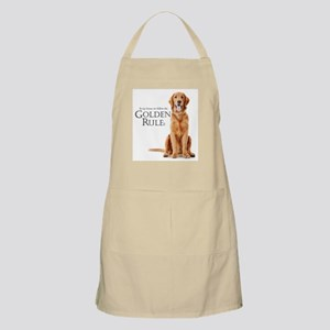 The Golden Rules Light Apron