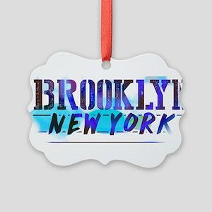 BROOKLYN, NY! Ornament