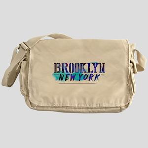 BROOKLYN, NY! Messenger Bag