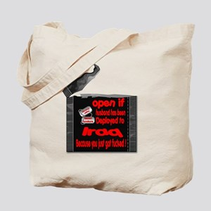 army wife condoms Tote Bag