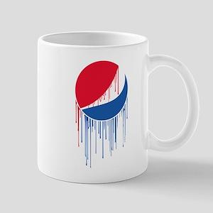 Pepsi Varsity Drip 11 oz Ceramic Mug