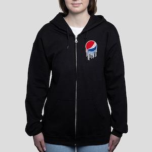 Pepsi Varsity Drip Women's Zip Hoodie