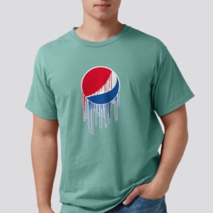 Pepsi Varsity Drip Mens Comfort Colors Shirt