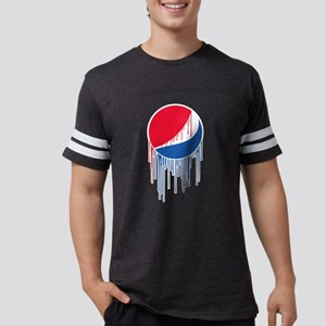 Pepsi Varsity Drip Mens Football Shirt