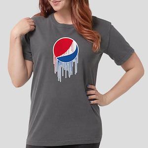 Pepsi Varsity Drip Womens Comfort Colors Shirt