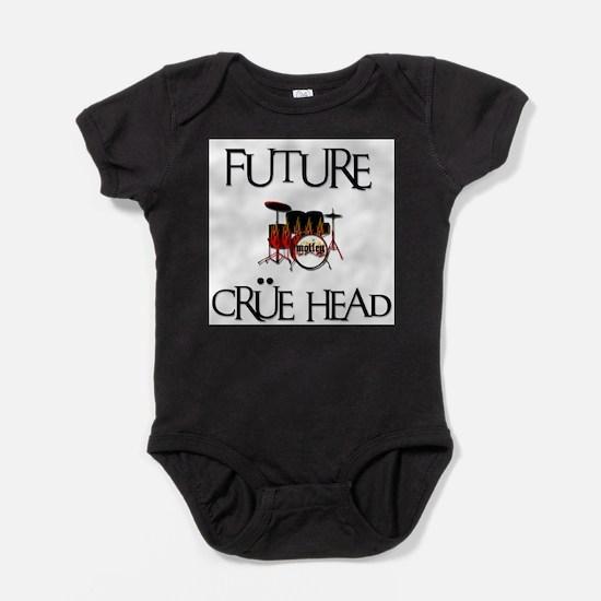 Rock n roll baby Baby Bodysuit