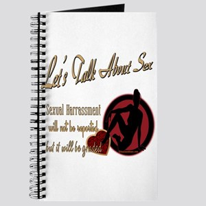 Let's Talk About Sex Series Journal