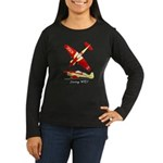 Loving WR-1 Women's Long Sleeve Dark T-Shirt