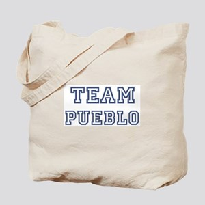 Team Pueblo Tote Bag