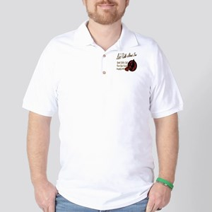 Let's Talk About Sex Series Golf Shirt