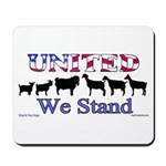United We Stand Mousepad