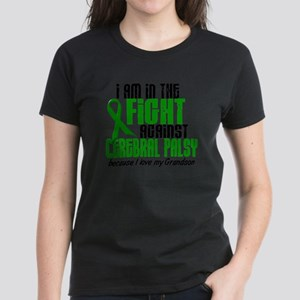 In The Fight Against CP 1 (Grandson) T-Shirt