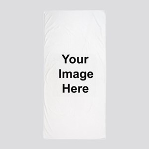 Add your own image Beach Towel