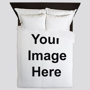 Add your own image Queen Duvet