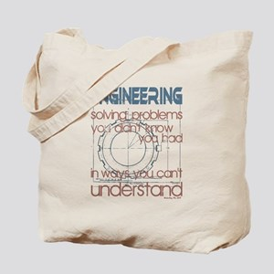 Engineering Solving Problems Bags Tote Bag