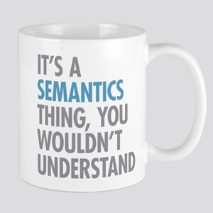 Semantics Thing Mugs