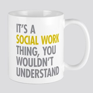 Social Work Thing Mugs